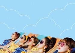 [차트 핫100] 레드벨벳, 'Power up'으로 물들인 여름...롱런 예감