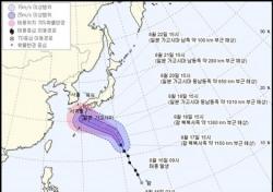 태풍 솔릭, 일본 이어 한반도 영향 있나?