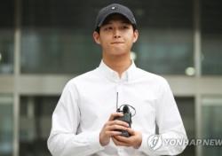 """[현장;뷰] 이서원, 2차공판 쟁점은 '특수협박'…""""기억나면 좋겠다""""(종합)"""