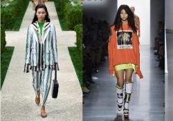 정호연, '톱 모델 50인' 발탁 이어 美뉴욕 패션위크 피날레 장식