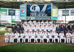 [MLB] 치열한 NL 와일드카드 경쟁, 유력후보는 밀워키