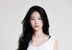 """[인터;뷰] 모델 김혜연 """"롤모델은 혜박…후회 남기고 싶지 않다"""""""