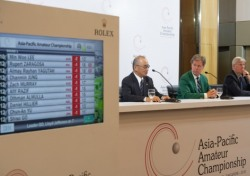 "AAC 설립자들 ""10년간 아시아 골프 발전 놀랍다"""