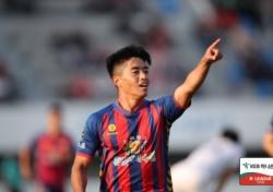 '백성동 2골 1도움' 수원FC, 대전에 3-2 극적인 승리