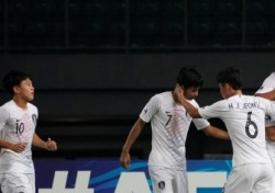 [U-19 챔피언십] '조영욱 멀티골' 한국, 베트남에 3-1 역전승...조 1위로 8강 진출