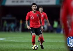 [축구] '봉사활동 서류 조작' 장현수, 국가대표 자격 영구 박탈
