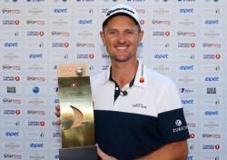 저스틴 로즈, 터키항공오픈 우승해 세계 1위 복귀