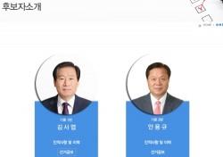 한체대 총장선거, '겉으론 훈훈, 속으론 난타전'