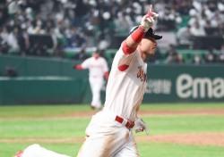 [KBO] '홈런 공장' SK, 홈런 3방으로 두산에 7-2 완승