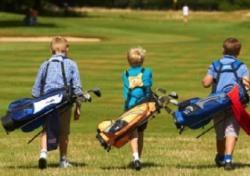 [박노승의 골프 타임리프] 아이에게 골프를 가르치면 좋은 이유