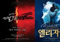 [이 공연 어때] '지킬'-'엘리자벳'-'태양의서커스', 스테디셀러가 온다