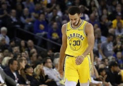 [NBA] '위태위태한 1위' 흔들리는 골든스테이트