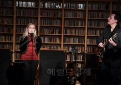 """[인터;뷰] '북유럽 재즈의 깊이' 야콥영·시릴 """"또 한국 컴백 하고파"""""""