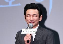 [포토;뷰] 황정민 연극 '오이디푸스'로 돌아온 명품 배우
