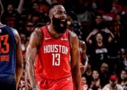 [NBA] '하든의 MVP 포스' 휴스턴의 상승세