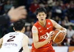 [프로농구] '49득점' 김선형, 국내선수 3위 기록 달성