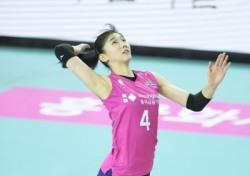 [V리그] 프로배구 여자부 신인왕, '안개 속 레이스'