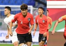 [아시안컵] 한중전 최대 승부처, '방패' 김민재 vs '창' 우레이