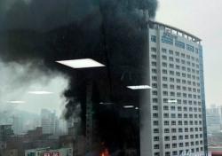 탈출 절실한 천안 라마다호텔 화재, 더욱 아찔한 까닭?