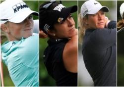 LPGA투어에 엄마 골퍼들이 돌아온다..루이스, 필러, 페테르손 등 출산후 속속 복귀
