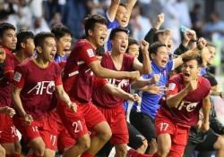 베트남 요르단, 선수들 피 끓게 한 박항서의 한마디→극적 승리