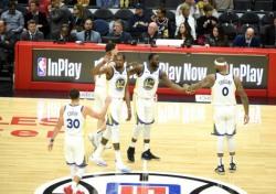 [NBA] '1월 10승 1패' 골든스테이트, 되찾은 디펜딩 챔피언의 위용