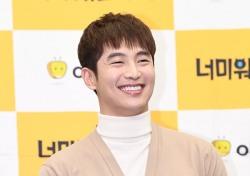 [포토;뷰] 최웅 환한 미소