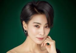 '쓰앵님' 김서형, 멘탈 대신 두피케어 책임진다… 광고모델 발탁