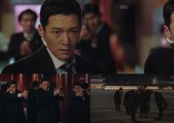 '황후의 품격' 최진혁, 황실 경호대마저 사로잡은 진정한 품격