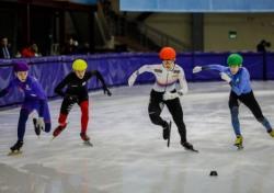 쇼트트랙 유소년팀, 사할린 동계 아시아 대회서 메달 석권