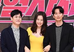 [포토;뷰] 김성균-이하늬-김남길 '열혈사제' 믿고 보는 배우들