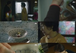 [그래 이 장면] '눈이 부시게' 김혜자와 연어초밥, 사랑스러운 의식의 흐름