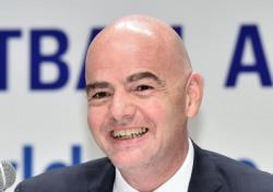 FIFA 회장, 대한축구협회에 2023년 여자월드컵 남북 공동개최 제안