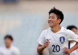 '대표팀 발탁' 이강인, 역대 최연소 7번째 기록
