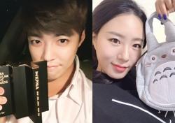 강남♥이상화, 핑크빛 열애...'정법' 커플 탄생(공식)