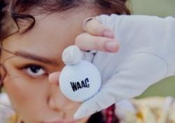 코오롱 왁(WAAC) 재팬골프페어 참가로 해외시장 노크!