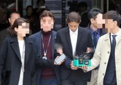 """포승줄 묶인 정준영, 노배우 '쓴소리'…""""스타 전파성·영향력 있다"""""""