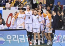[WKBL] 'V1' KB스타즈, 창단 첫 통합 우승 달성