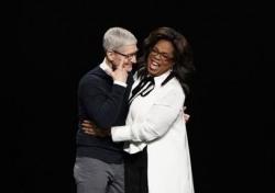 애플도 스트리밍 서비스 시작…넷플릭스에 도전장