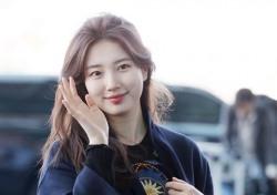 JYP와 9년 함께한 수지, 전속계약 만료...재계약 없다(공식)
