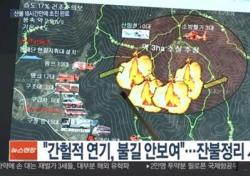 해운대 산불, 목격→신고→失火 의심? 근거 없는 소문만 확산