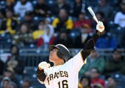 [MLB] 강정호 마수걸이 홈런 폭발, 팀은 4-5 패배