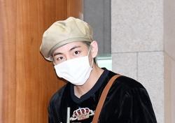 [포토;뷰] 방탄소년단 뷔 언제나 잘생김