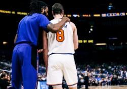 [NBA] '최하위 확정' 뉴욕의 날개 잃은 추락