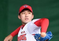 [KBO] KIA 홍건희. SK전 6이닝 1실점 '선발 합격점'