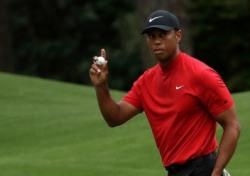 타이거 우즈 다음 달 PGA챔피언십 우승후보 0순위