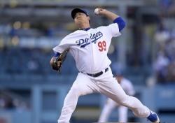 [MLB] LA다저스 류현진, 이르면 밀워키 전 복귀 전망