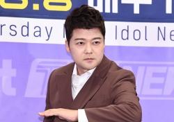 [포토;뷰] 전현무 아이돌 전문 뉴스 앵커 변신