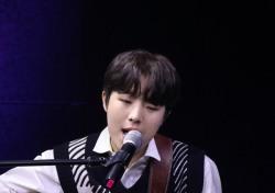 """[현장;뷰] """"진심이 닿아 울림이 전해졌으면""""…유승우 성장 이야기 담은 '유승우2' (종합)"""