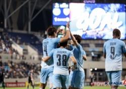 '김대원 원더골' 대구FC, 멜버른에 4-0 대승… ACL 16강 청신호